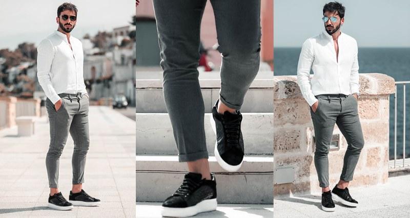 Tendenza sneakers uomo nel 2020: quali sono?