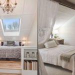 Come illuminare la stanza da letto senza lampadario